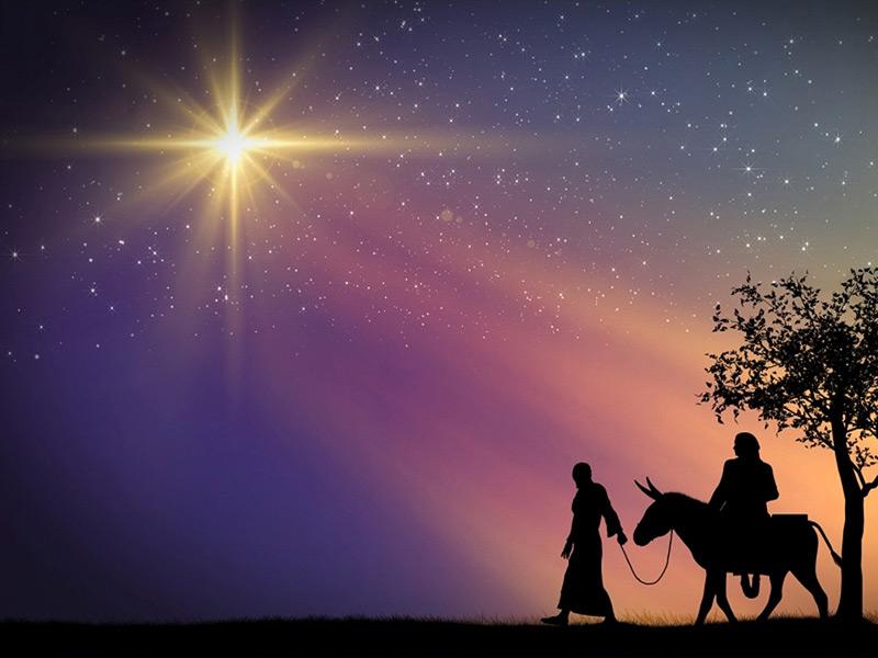 Joseph and Mary's Journey